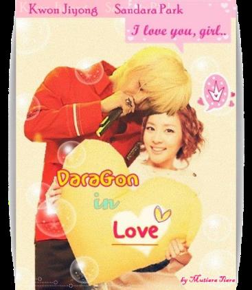 daragon in love
