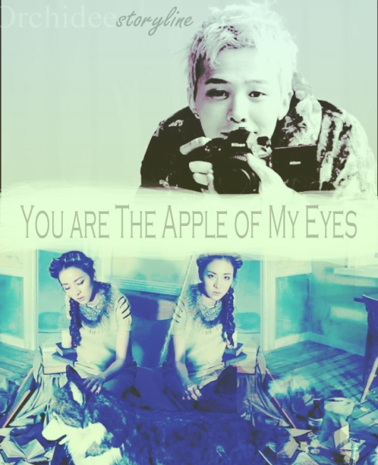 you are the apple of my eyes ff