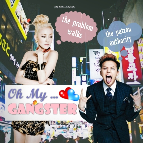 oh my gangster poster